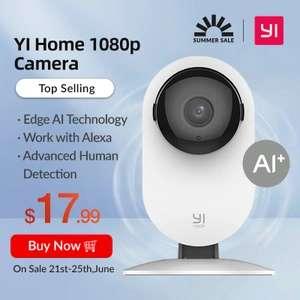 Камера видеонаблюдения YI Home Camera 1080p