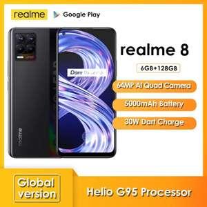 Realme 8 6+128 Гб