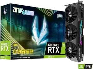 Видеокарта Zotac Gaming GeForce RTX 3070 Ti Trinity