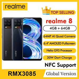 Смартфон Realme 8 4/64