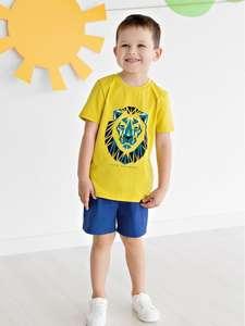 Подборка детской одежды Bossa Nova на Tmall, напр, шорты (рр от 12 мес до 9 лет)