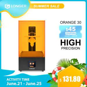 3D принтер Longer Orange 30 SLA