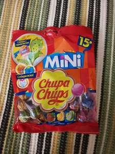 Карамель Chupa Chups mini, 90гр.
