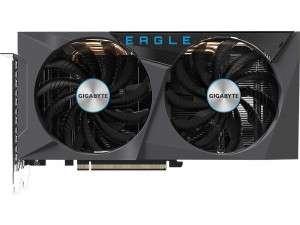 Видеокарта Gigabyte GeForce RTX 3060Ti EAGLE 8GB LHR