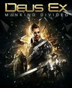 Deus Ex: Mankind Divided — люксовое цифровое издание