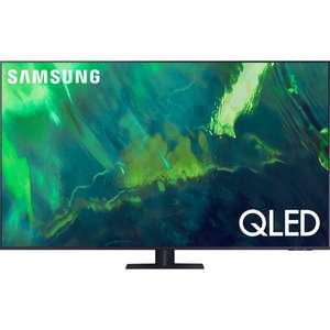 Телевизор Samsung QLED QE55Q70AAUXRU (2021)