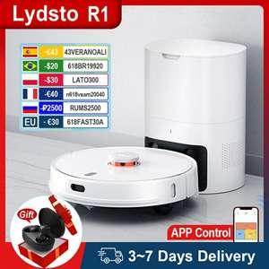Робот-пылесос Lydsto R1