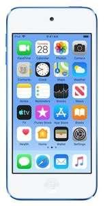 Плеер Apple iPod touch 7 256 GB, голубой