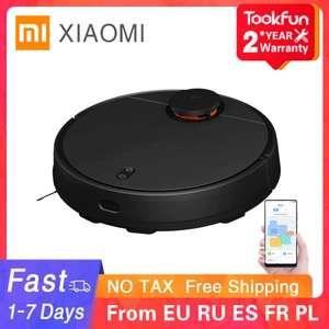 Робот-пылесос Xiaomi Mi Robot Vacuum Mop-P (STYTJ02YM, китайская версия)