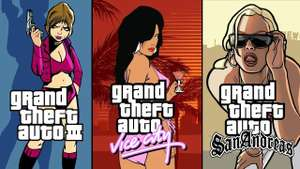 [PC] Grand Theft Auto: The Trilogy