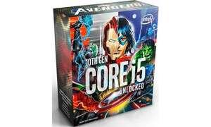 Процессор Intel Core i5 10600K Marvel`s Avengers Collector`s Edition Soc-1200 BOX w