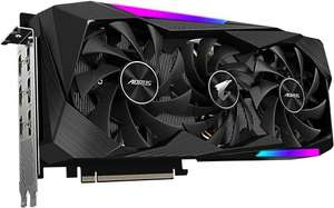 Видеокарта Gigabyte Aorus GeForce RTX 3070 Ti Master 8GB