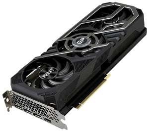 Видеокарта Palit GeForce RTX 3070 Ti GamingPro 8GB (NED307T019P2-1046A), Retail