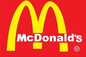 Возврат 10% трат в Макдональдс при оплате картой Mastercard Альфа-Банка