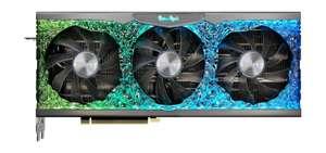 Видеокарта Palit GeForce RTX 3070 Ti GameRock