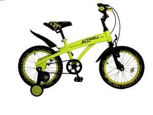 Велосипед детский ACTIWELL Kids, 16 + в описании еще один