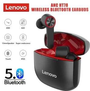 TWS наушники Lenovo HT78 с микрофоном