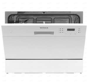Компактная посудомоечная машина Winia DDW-V16AFTW