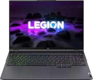"Ноутбук Lenovo Legion 5 Pro 16ACH6H 82JQ000PRK 16"", IPS, 2560x1600, AMD Ryzen 5 5600H, RTX 3060, 16+512 Гб (предзаказ)"