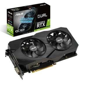 Видеокарта Nvidia ASUS RTX 2060 в Multitronic