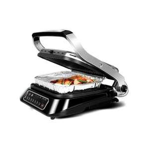Гриль SteakMaster REDMOND RGM-M807 (2100 Вт, 3 в 1, электронное управление) на Tmall