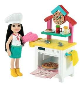 Кукла Barbie Челси Пицца-шеф, GTN63