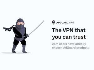 Скидки на AdGuard VPN (напр. на 5 лет) в stacksocial
