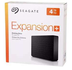 Внешний жесткий диск Seagate Expansion+ 4TB (STEG4000401)
