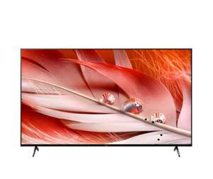 "Скидка 7% по промокоду на телевизоры Sony 2021 Bravia XR в sc-rus ( напр. 55"" 4K телевизор Sony XR-55X90J Smart TV )"