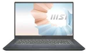 Ноутбук MSI Modern 14 B11MO-062RU (1165g7 / 8gb / 512ssd / 300nit)