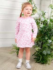 """Платье """"Сафари"""" КОТМАРКОТ для девочек, 100% хлопок (рр от 68 до 92) на Tmall + еще одежда для новорожденных в описании"""
