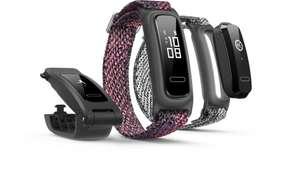 Фитнес-браслет HUAWEI Band 4e (серый и розовый) + 3 месяца MTS Music