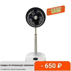 Умный Wi-Fi вентилятор и обогреватель HIPER IoT Heater Fan v1 на Tmall