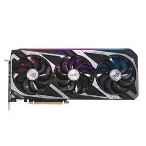 Видеокарта ASUS GeForce RTX 3060 (ROG-STRIX-RTX3060-O12G-GAMING), rev. 1.0