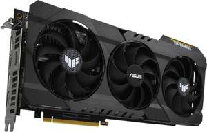 Видеокарта ASUS GeForce RTX 3060 (TUF-RTX3060-O12G-V2-GAMING), rev. 2.0 (LHR)