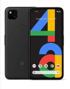 [не везде] Смартфон Google Pixel 4А, 128 Gb, черный