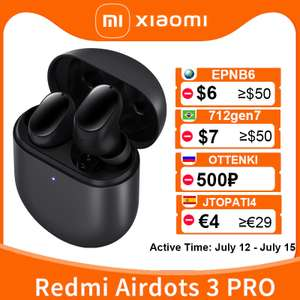 Наушники TWS Xiaomi Redmi Airdots 3 Pro