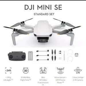 Квадрокоптер DJI Mini SE