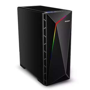 Компьютер IPASON Field S5 Ryzen 5 2600, GTX 1660 Super,RAM 8GB, SSD 256