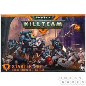 Скидки 30% на краски + наборы warhammer (напр. Warhammer 40,000: Kill Team Starter Set)