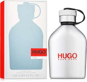 Туалетная вода Hugo boss Hugo iced 125ml