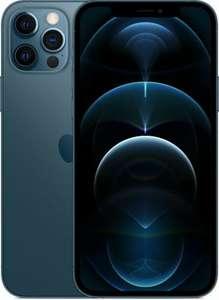 [СПБ] Смартфон Apple iPhone 12 Pro 128 Gb, Pacific Blue магазин NevaТехно