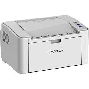 Принтер лазерный Pantum P2200 (A4, 1200 DPI, 20 PPM, 64 MB, USB) на Tmall