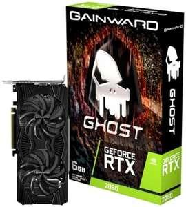 Видеокарта Gainward GeForce RTX2060 Ghost V1 6.0 GB Mid Rang