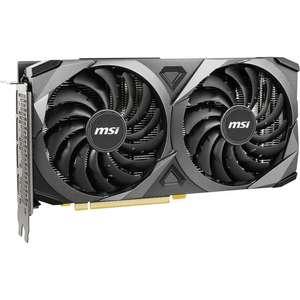 Видеокарта MSI GeForce RTX 3060 VENTUS 2X OC