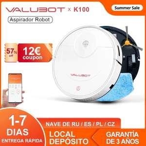 Робот-пылесос VALUBOT K100 для сухой и влажной уборки