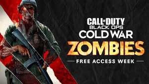 [PC Xbox PS4 PS5] Бесплатные дни в мультиплеере и зомби-режиме Call of Duty: Black Ops Cold War