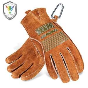 Кожаные перчатки для мотоцикла OZERO