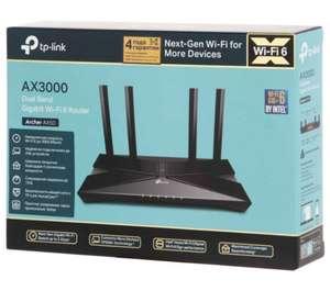 Wi-Fi роутер TP-Link Archer AX50 AX3000