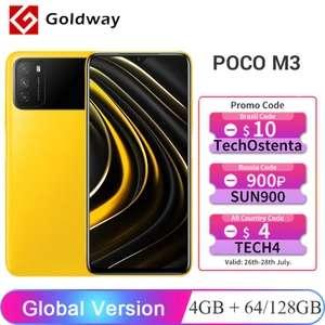 Смартфон Xiaomi Poco M3 4+64 Гб